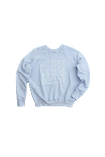 Be Kind Classic Crew Sweatshirt