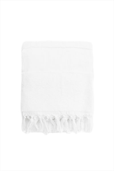 Talesma Mal Hatun Bath Sheet White