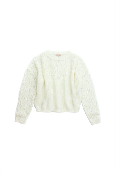 Jumper Sarati Off White