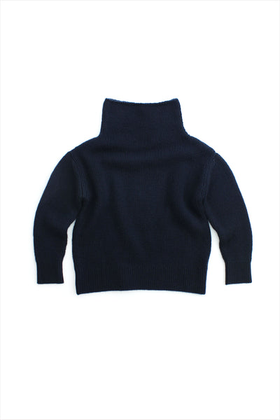 F&H Cashmere Funnel Neck Sweater