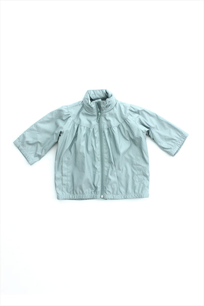 Sample Sale Windbreaker 12month Sage