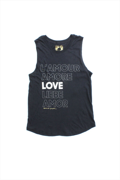 Amour Muscle Tank