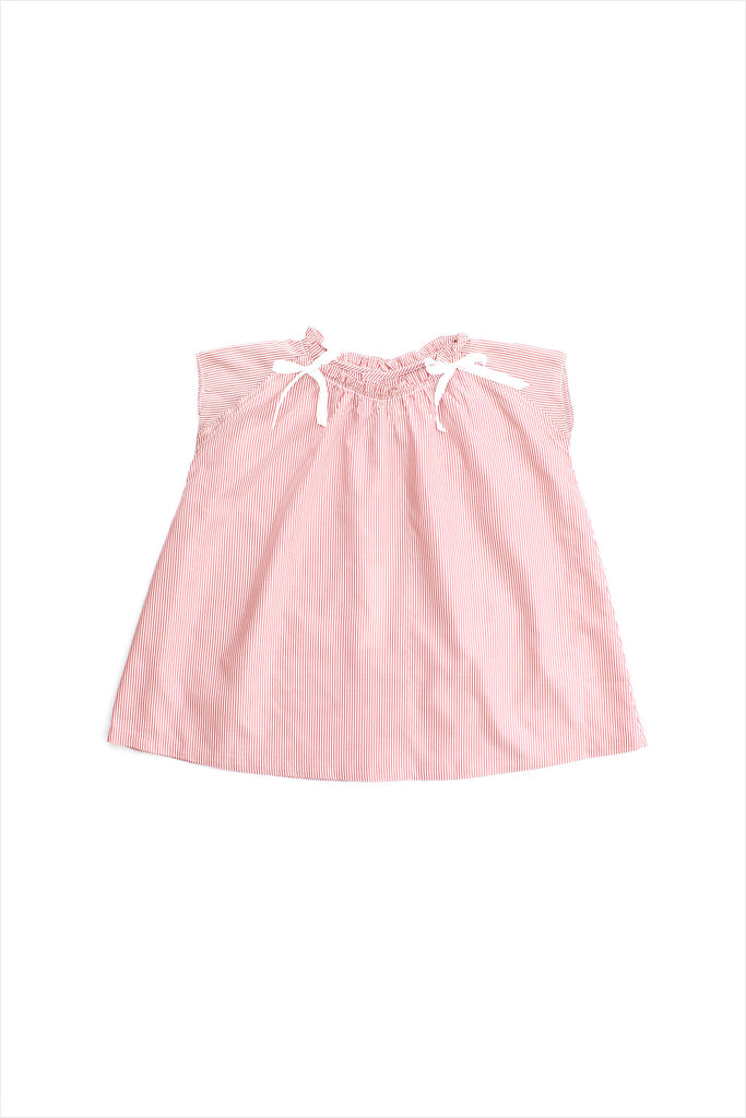 Candy Stripe Nicola Baby Dress