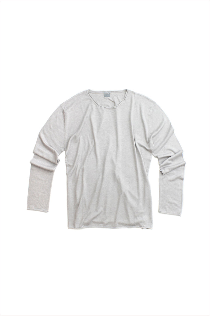 August Men's Shirt Foggy