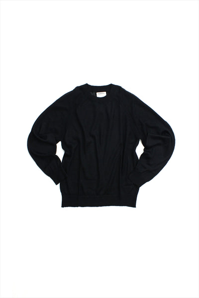 Women's Jacobs Sweater Black