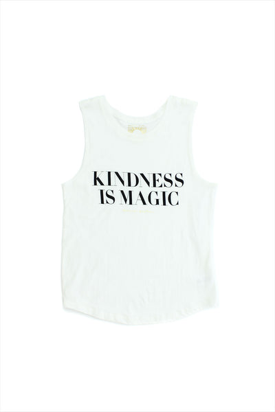 Kindness Is Magic Muscle Tee