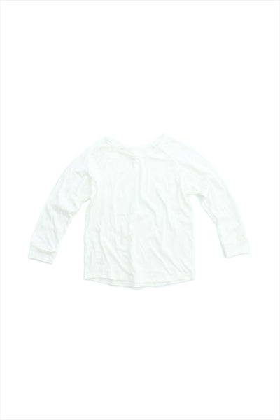 Sample Sale Tee 6year White
