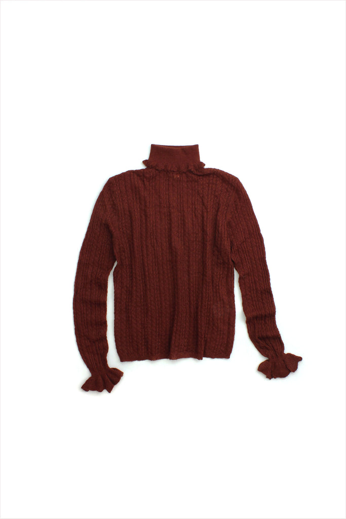 Jumper Saresti Chestnut