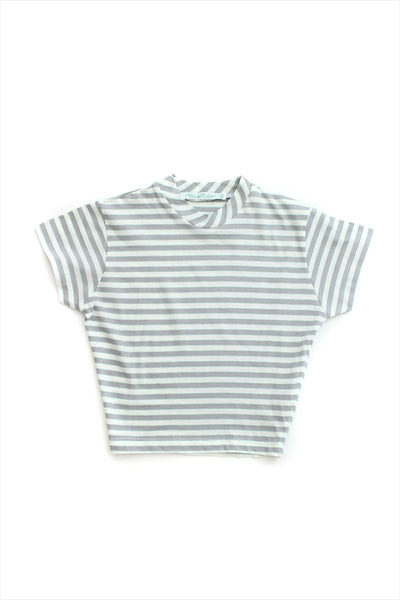 Striped Dolman Tee
