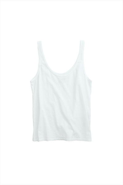 Mate Women's Layering Tank White