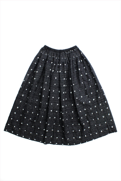 Injiri Skirt Masai Black