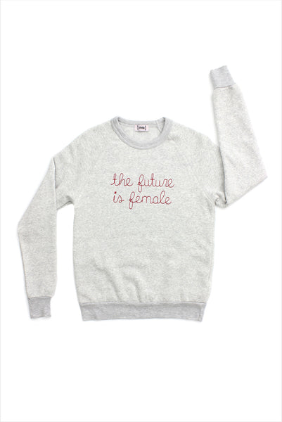 Future Is Female Eco Sweatshirt