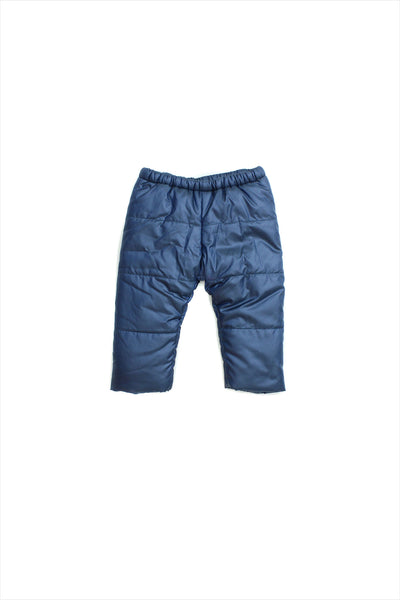 Sample Sale Parka Pant 12month Navy