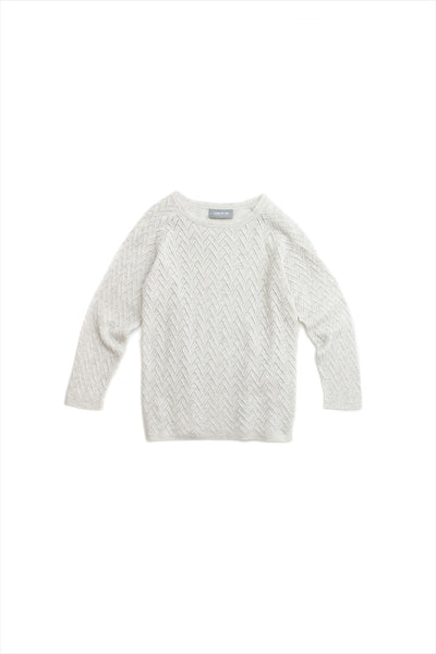 Chuck Sweater Light Grey