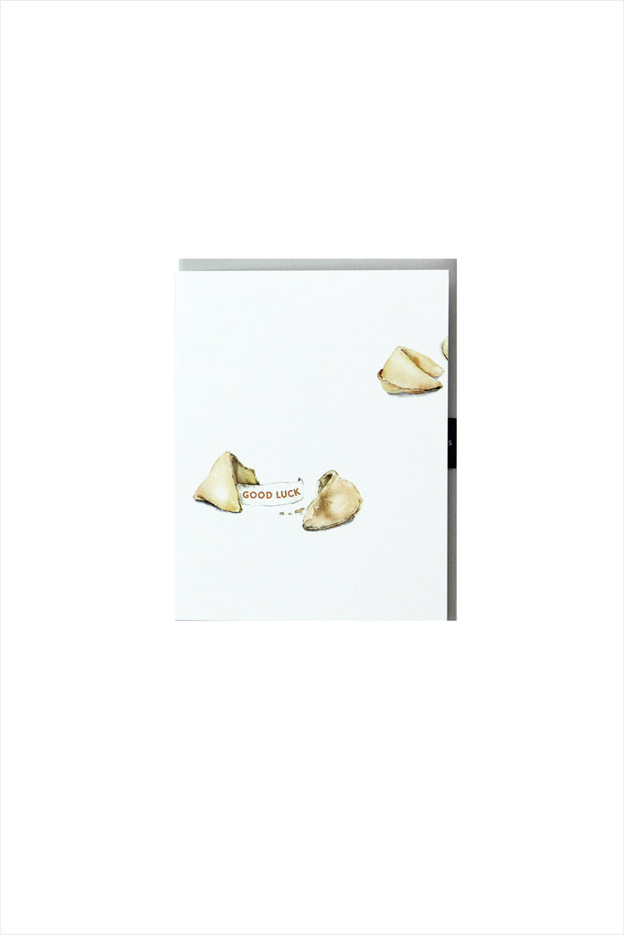 Fortune Cookie Card