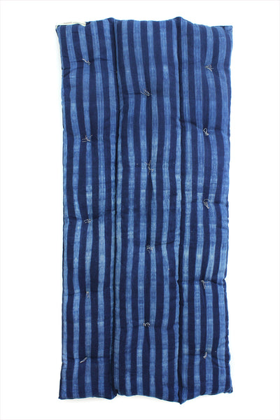 Rectangular Mattress Dark Indigo Tie Dye
