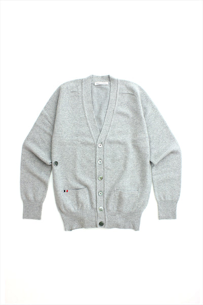 Extreme Cashmere n°117 Cardigan Gray