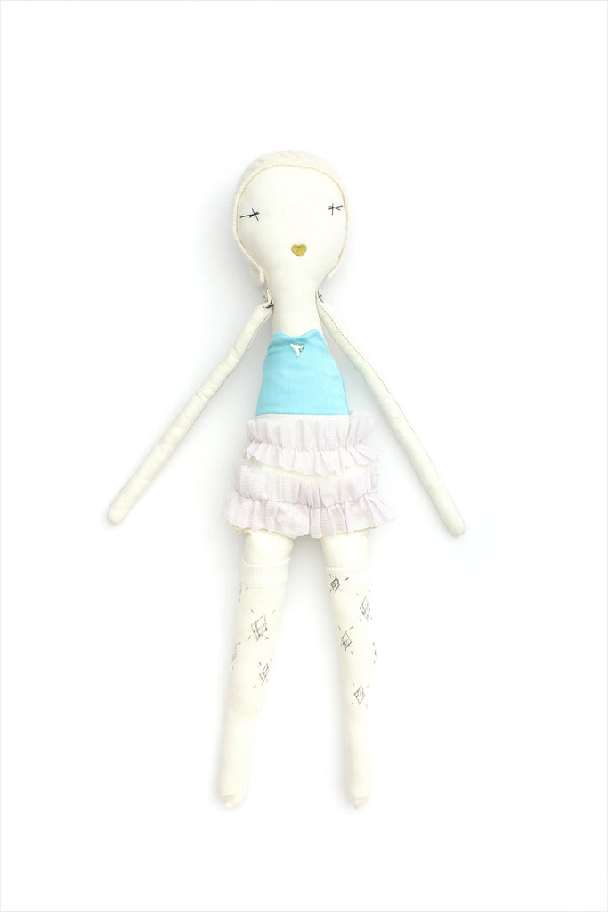 Jess Brown Aurora Doll