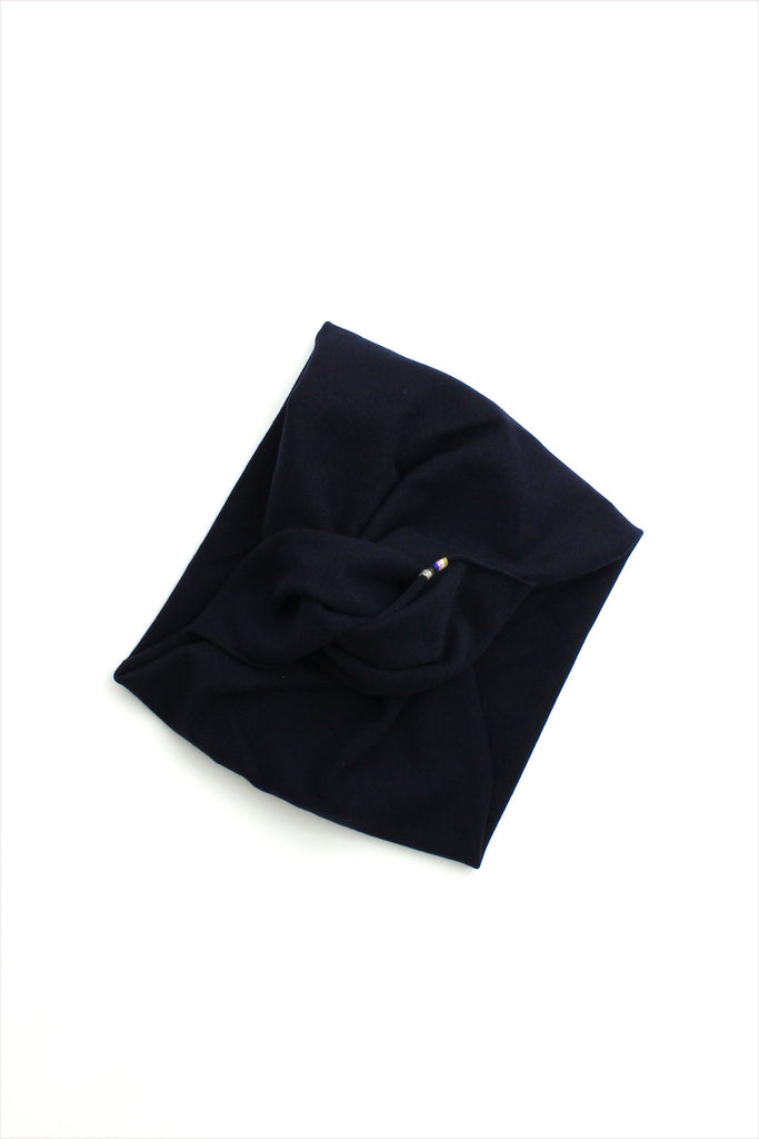 Extreme Cashmere n°111 Carre Navy