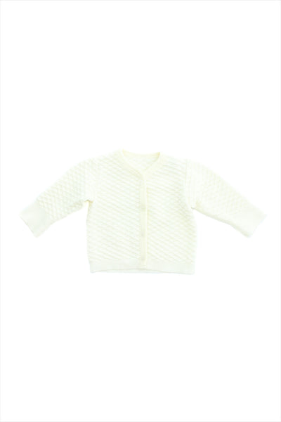 Sample Sale Cardigan 6month Cream