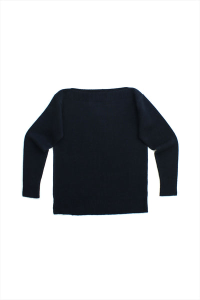 F&H Cashmere Boatneck Sweater