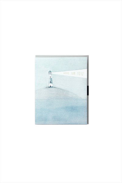 Lighthouse Beacon Card