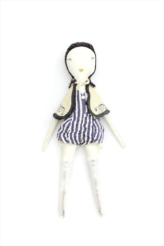 Jess Brown Circus Doll