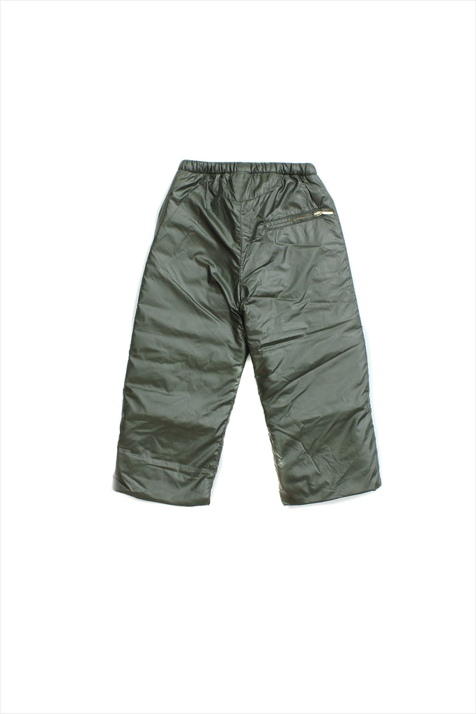 Sample Sale Parka Pant 3year Olive Green