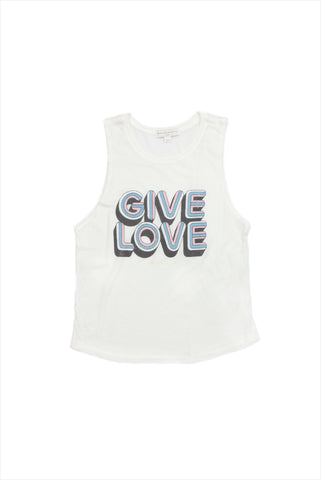 Give Love Star Dust Tank