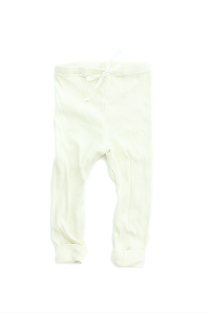 Sample Sale Baby Leggings 2year Cream