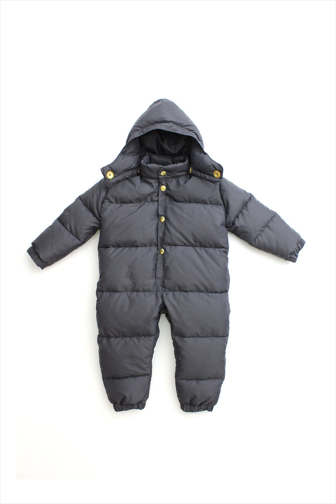 Baby Snow Suit Gray