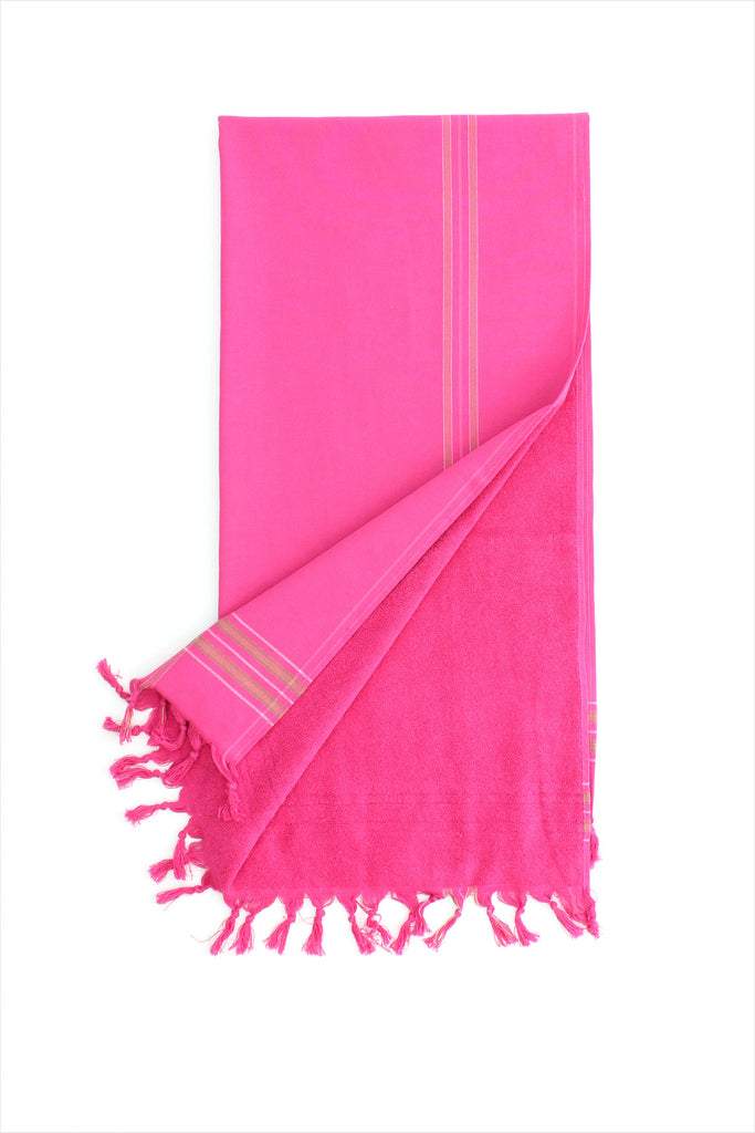 Talesma Beach Towel Pink