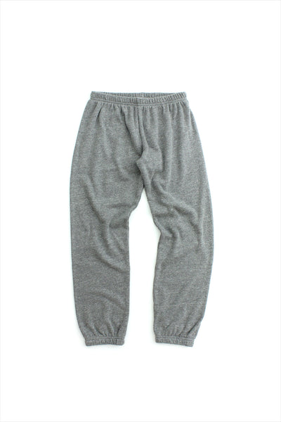 Spiritual Gangster Perfect Varsity Sweatpant Heather Grey