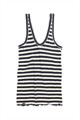 Vivien Ramsay Striped Tank