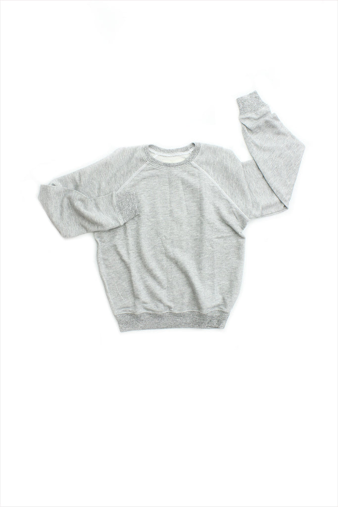 The Great Shrunken Sweatshirt Heather Gray