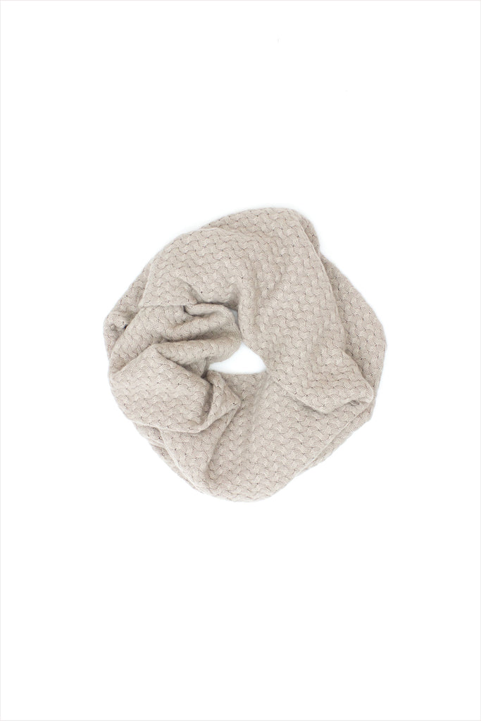 F&H Cashmere Infinity Scarf