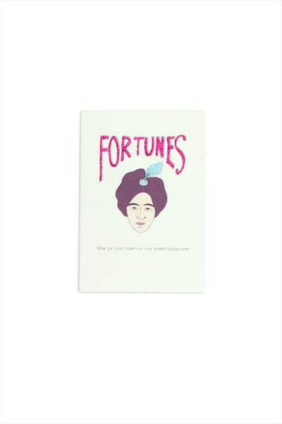 Fortunes Card - Try Something New