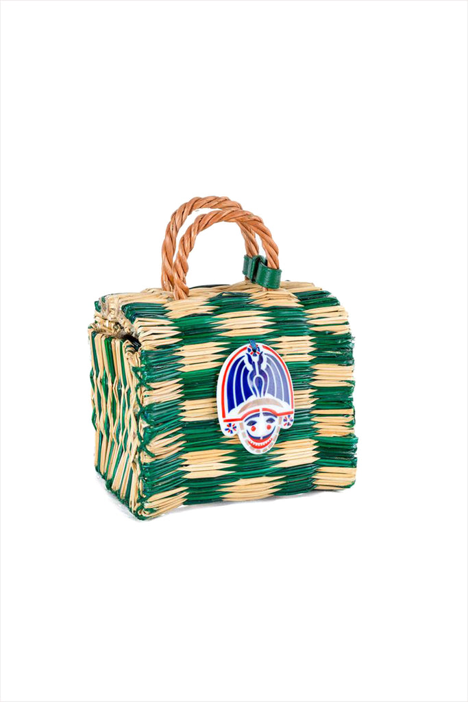 Heimat Atlantica Tom Tom Basket Bag