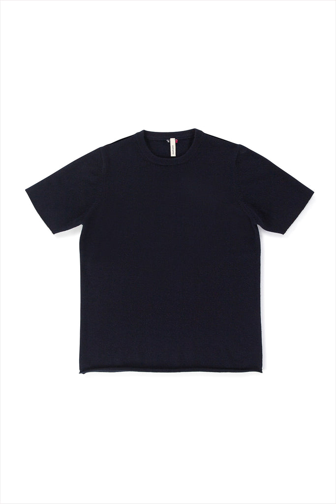 Extreme Cashmere n°64 Tee Navy