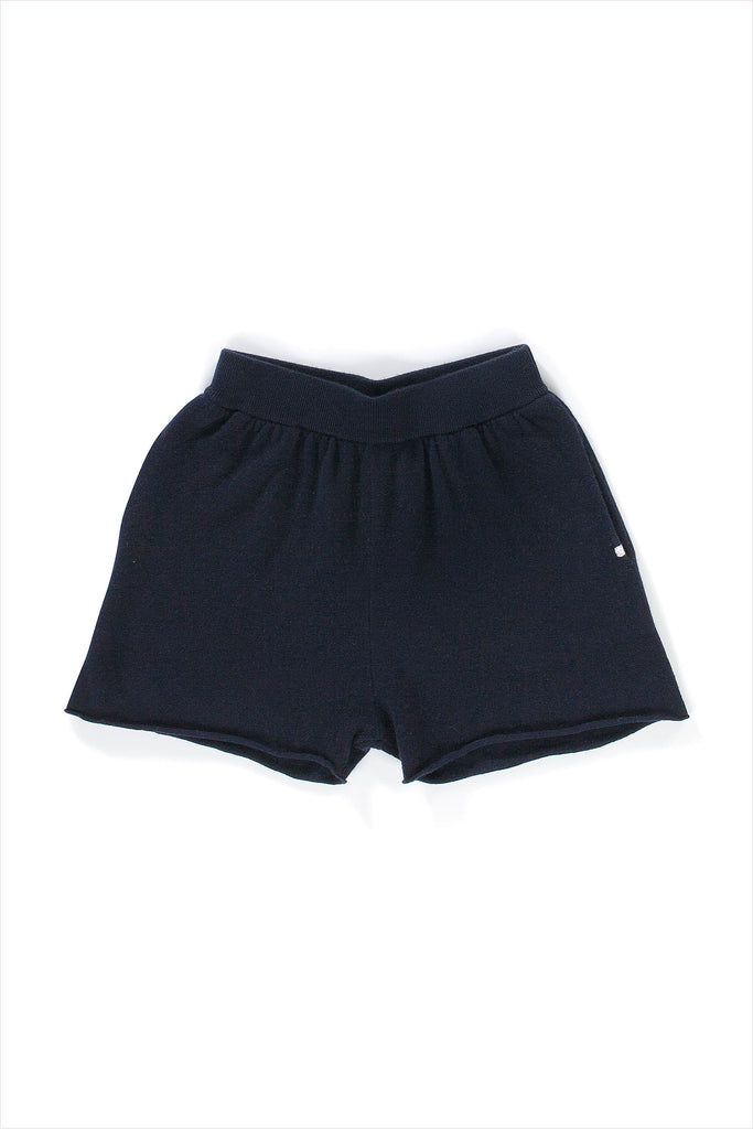 Extreme Cashmere n°29 Short Navy