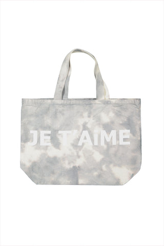 Je T'aime Grand Canvas Bag