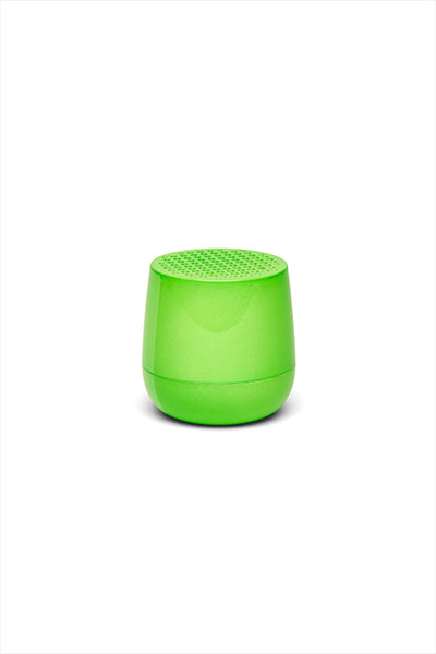 Mino Bluetooth Speaker Green Fluorescent