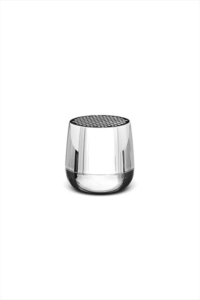 Mino Bluetooth Speaker Metallic Chrome