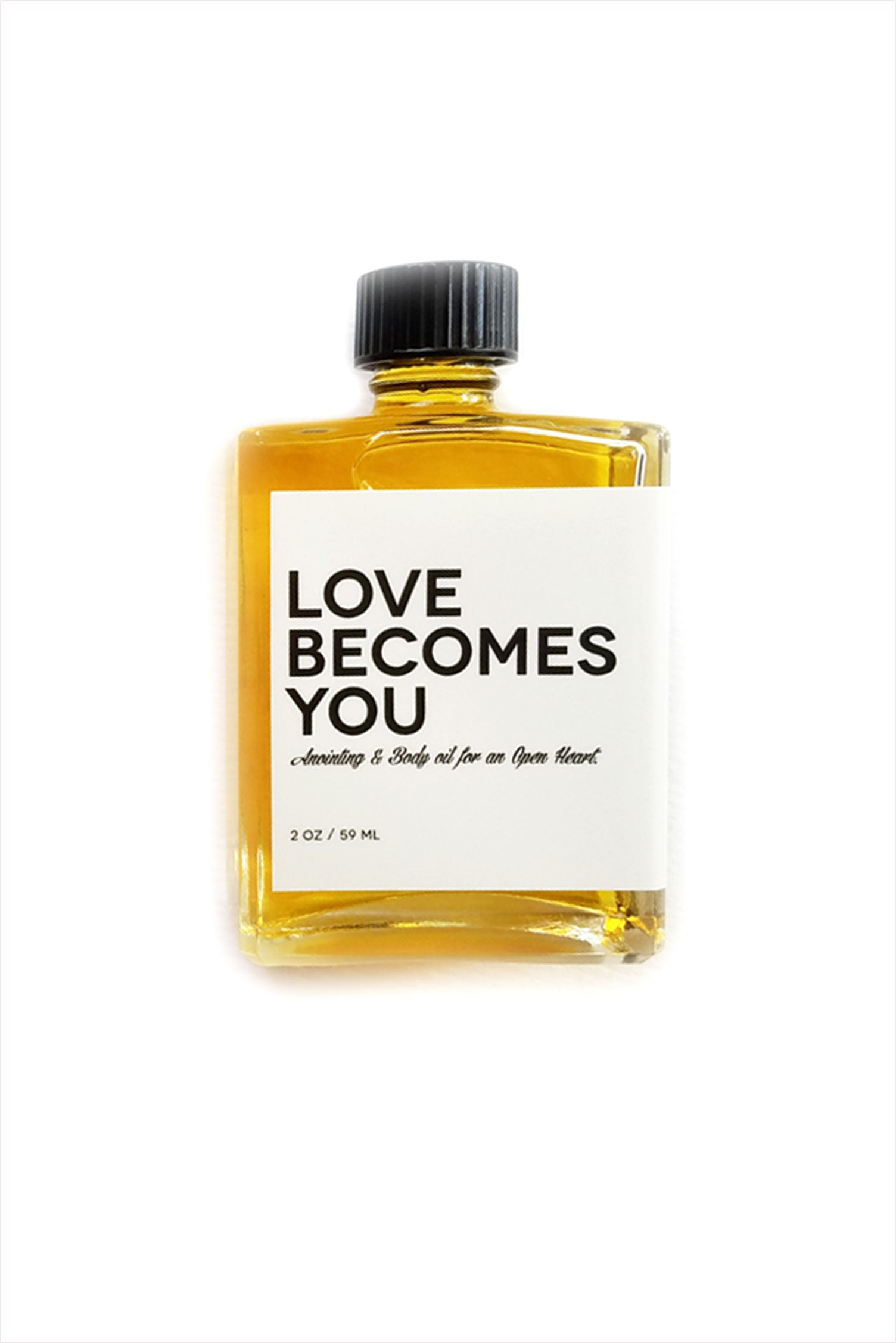 Love Becomes You - Body Oil