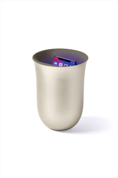 Oblio Bluetooth Charging Dock Gold