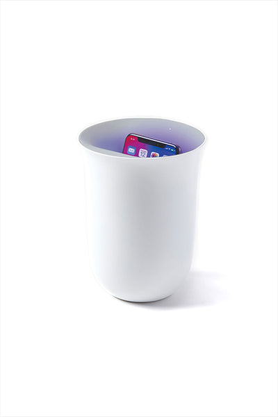 Oblio Bluetooth Charging Dock White