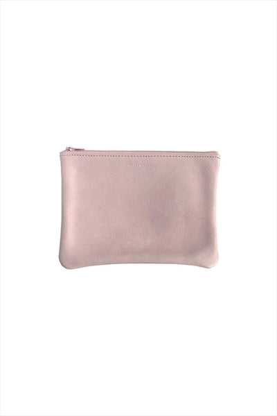 Tracey Tanner Zip Medium Pouch Basic Nude