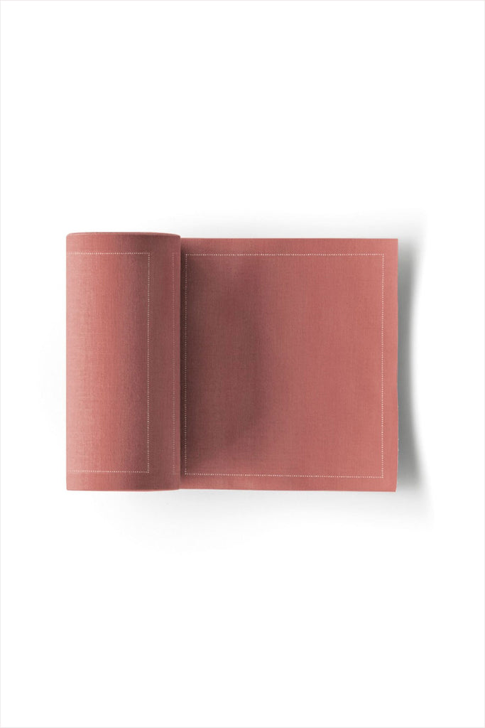 Cotton Cocktail Napkin Dusty Pink