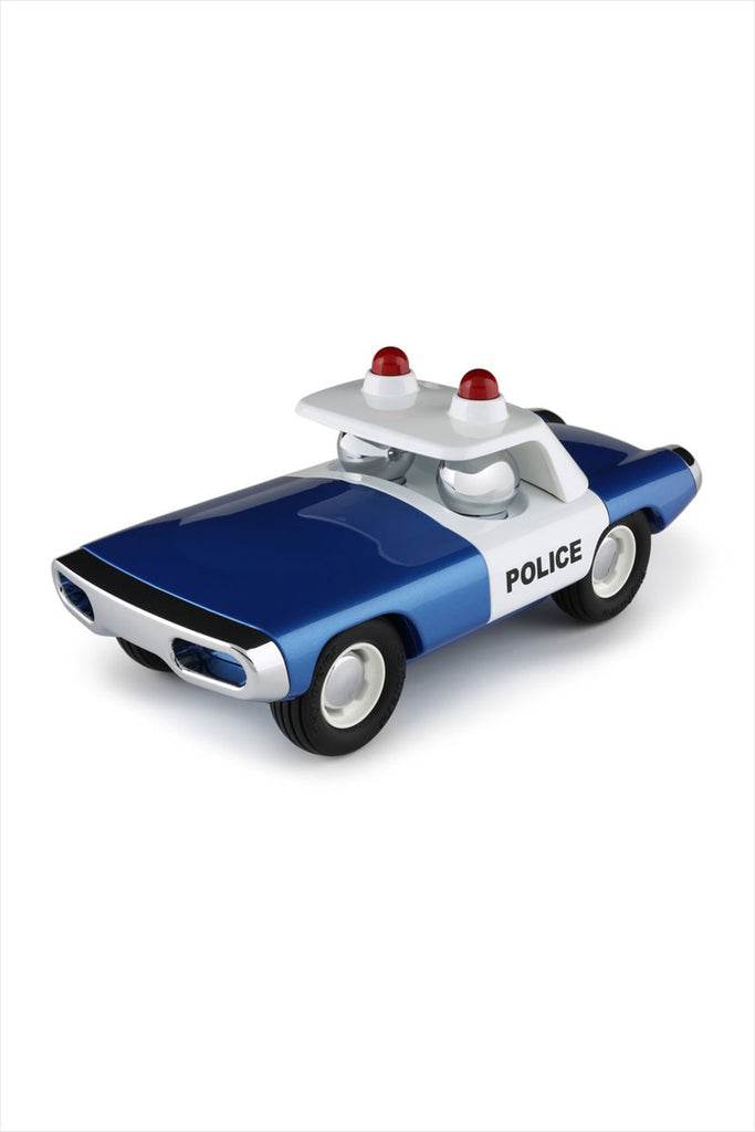 Maverick Heat Police Car