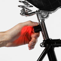 Magnetic Bike Lights Gray